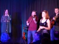 """Dàimh und Sophie Stephenson beim """"Highland Blast 2017 - A Taste of Scotland"""""""