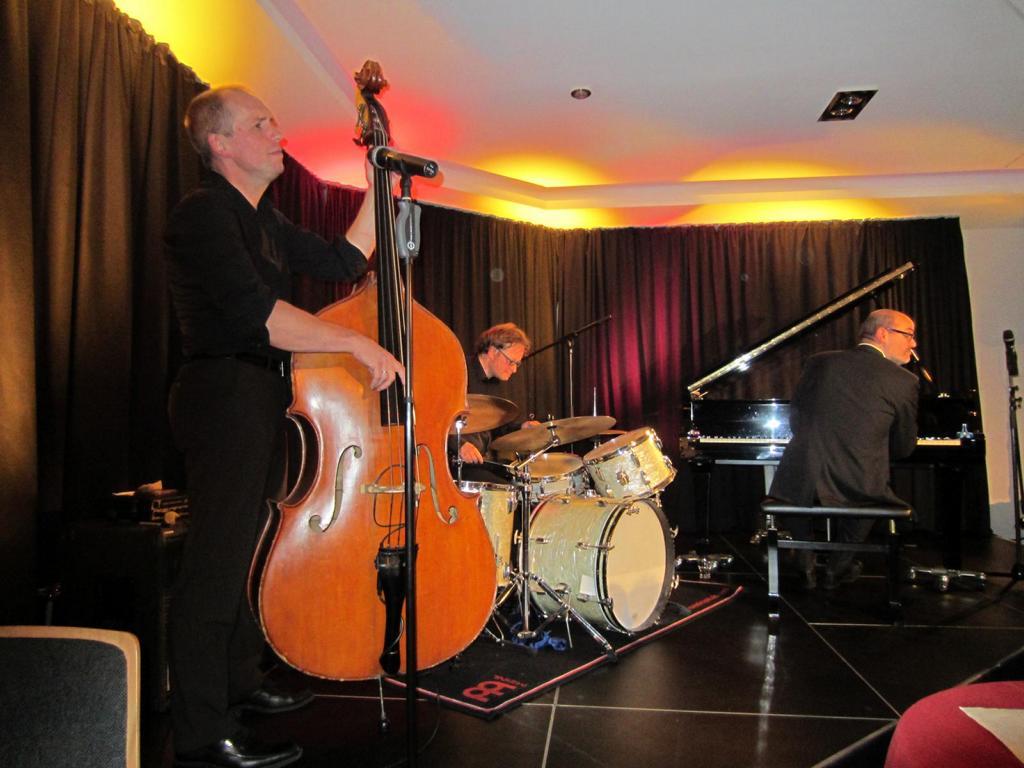 Frank Muschalle Trio - 14.09.2013