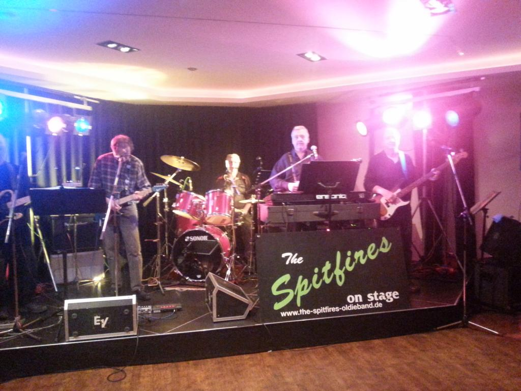 The Spitefires - 13.12.214