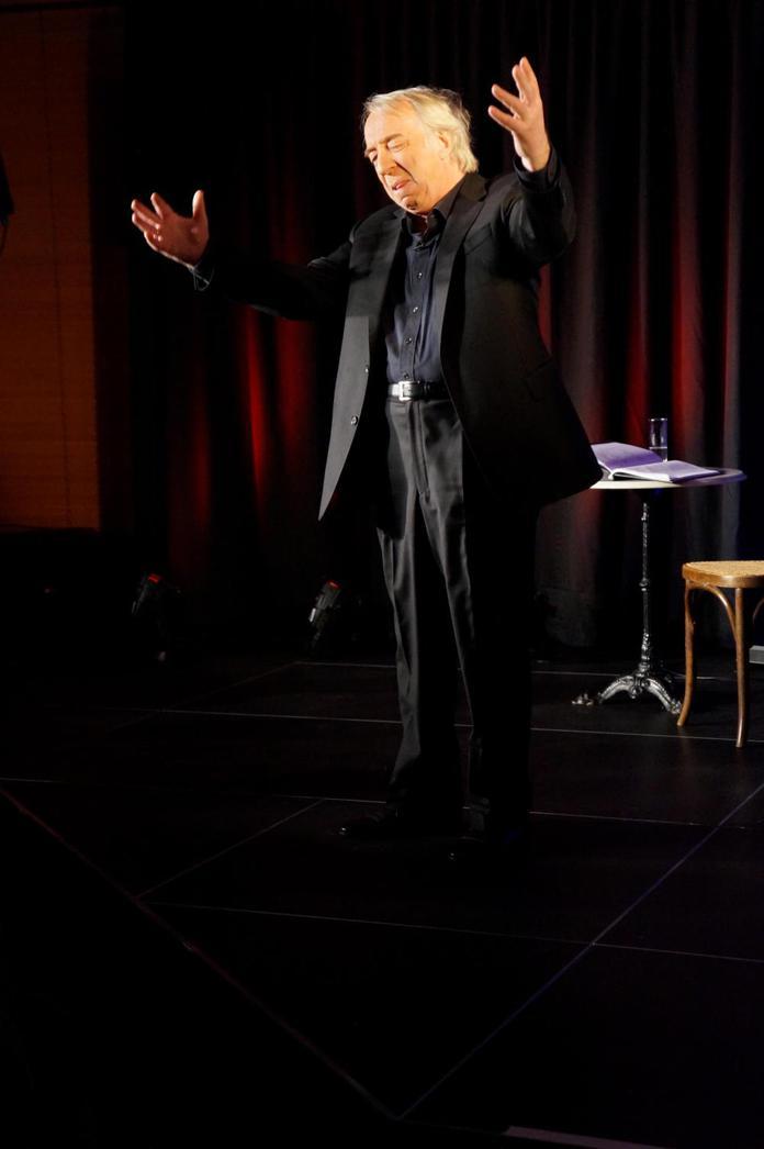 """Richard Rogler - """"Das müssen Sie mal sagen, Herr Rogler!"""" - 08.03.2014"""