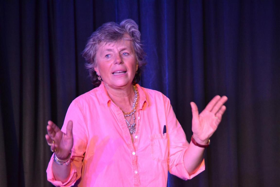 "Margie Kinsky - ""Kinsky legt los"" - 06.12.2014"