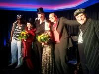 Let`s Burlesque - Evi & das Tier - 28.09.2014