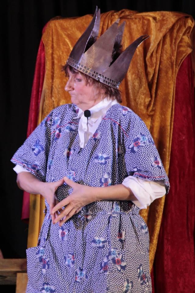 Theater 1+1 - Der Fischer und seine Frau - 22.11.2015