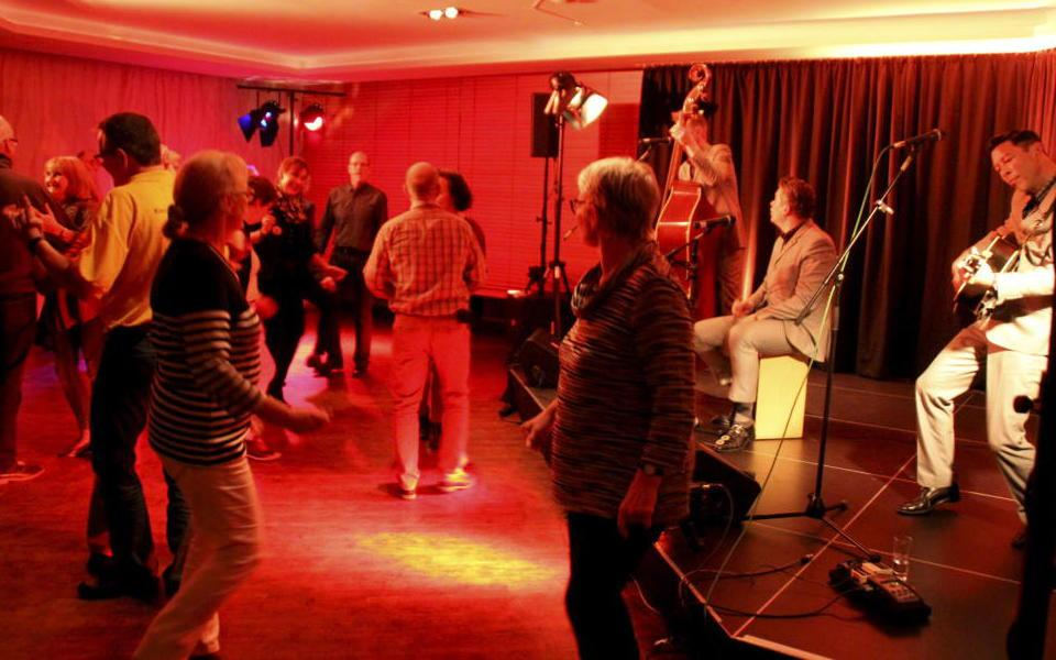 De Swingers - Oldie Tanzparty - 05.12.2015