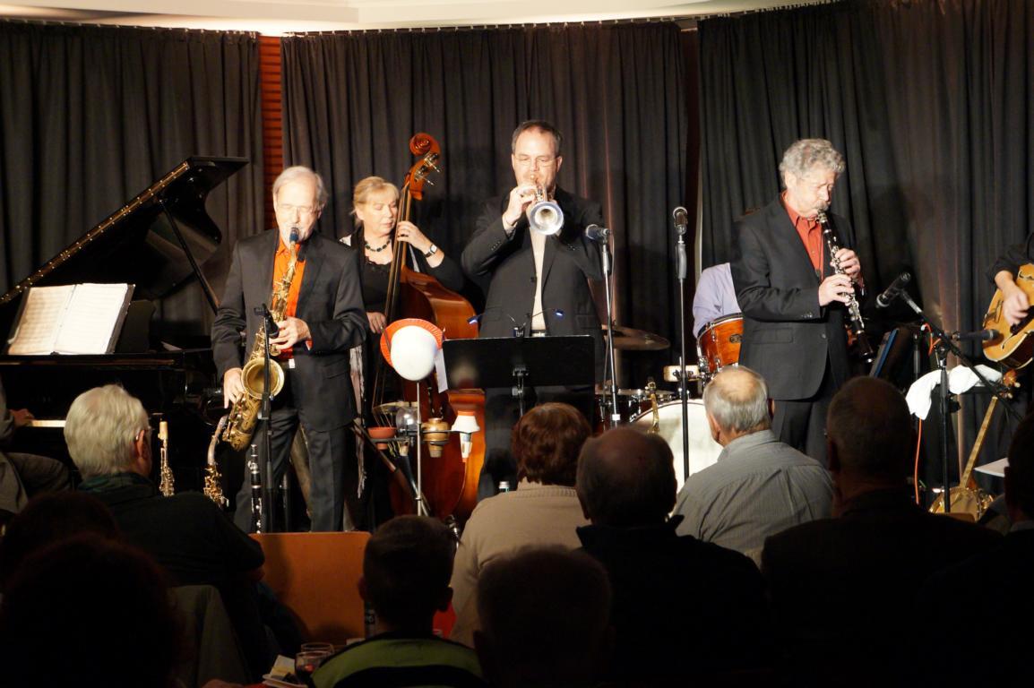 Barrelhouse Jazzband - 11.01.2015