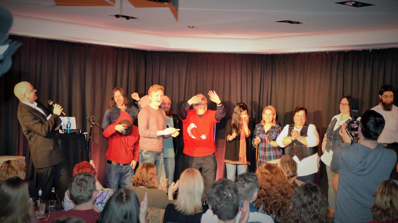 Die KGB-Teilnehmer - 28.03.2015