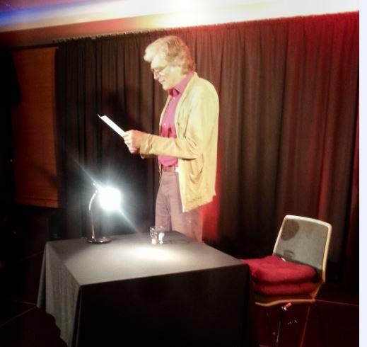 Walter Sittler...... liest Dieter Hildebrandt - 12.09.2015