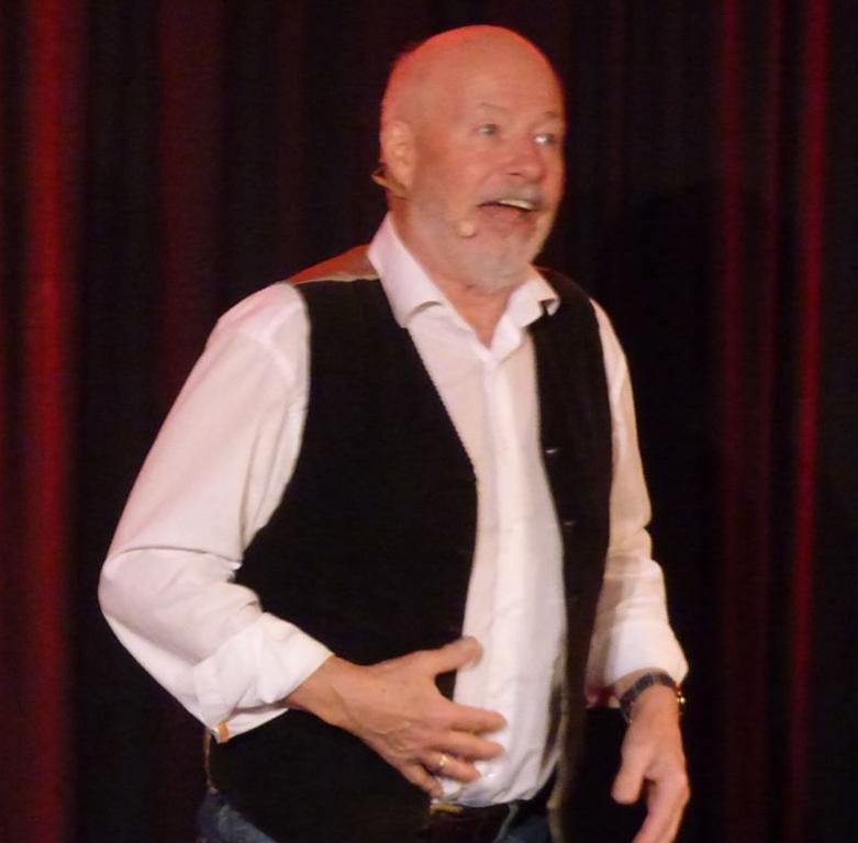 "Bill Mockridge - ""Alles frisch?!"" - 23.01.2016"