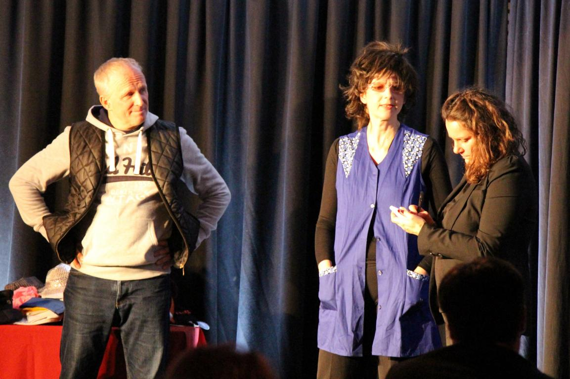 "Impro-Theater SUBITO! - ""Rotecke"" - 30.01.2016"