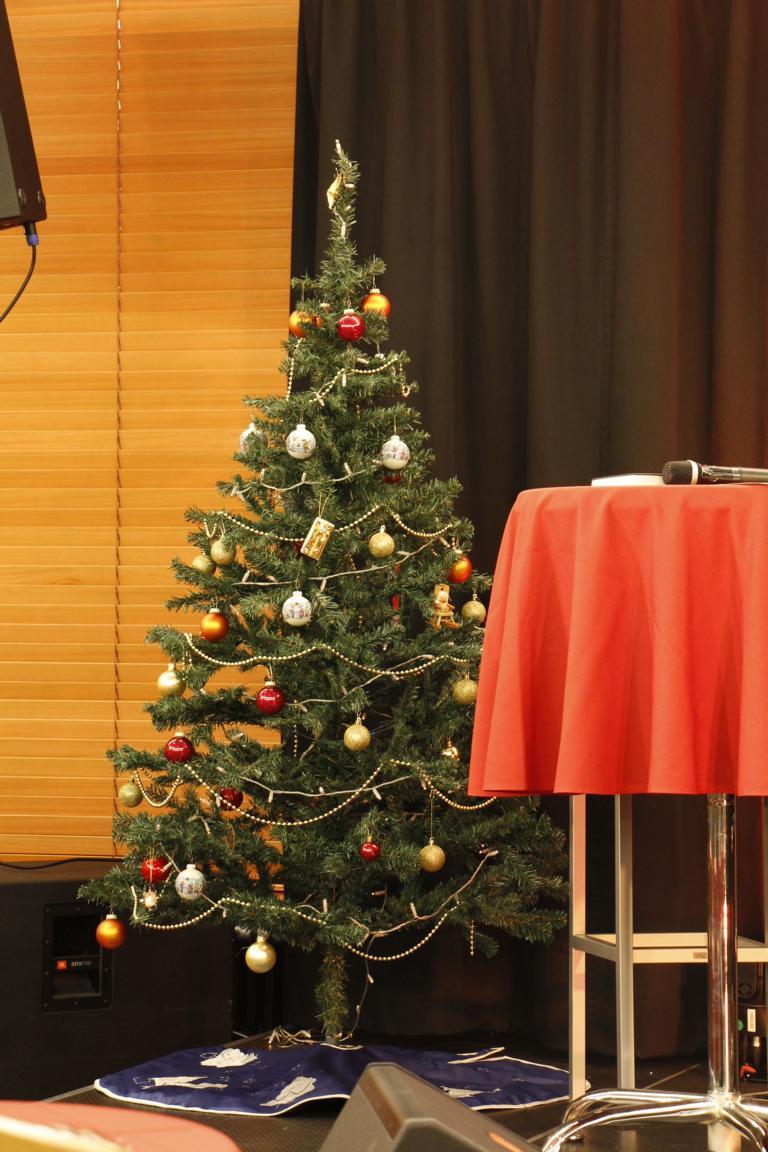 """KGB - Kunst gegen Bares """"Weihnachts-Special"""" - 17.12.2016"""