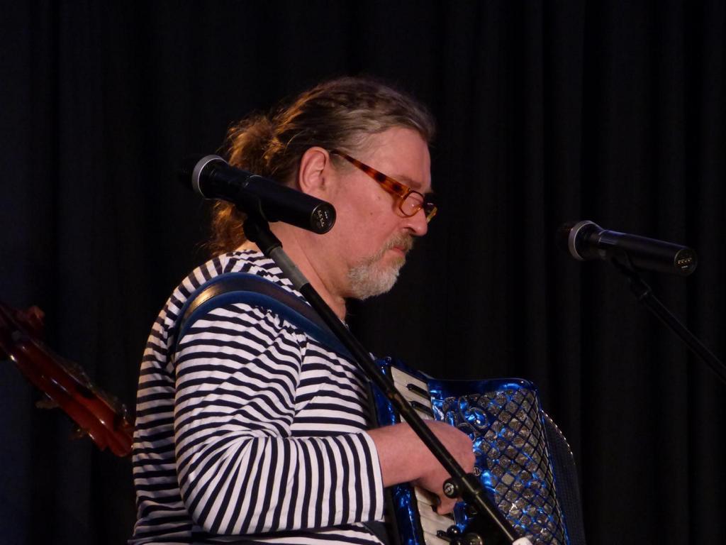 """Jan Tengeler """"Sounds of Heimat"""" - 19.03.2016"""