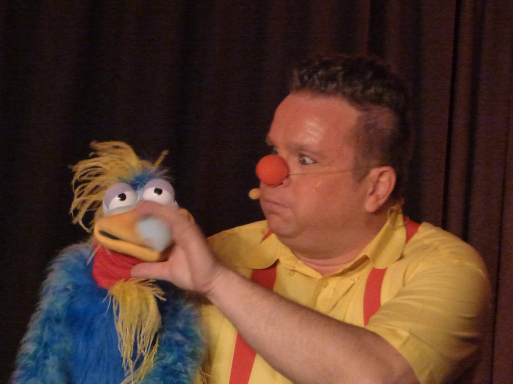 Clown Peppino & Archybald - Joachim Jung - 12.03.2018