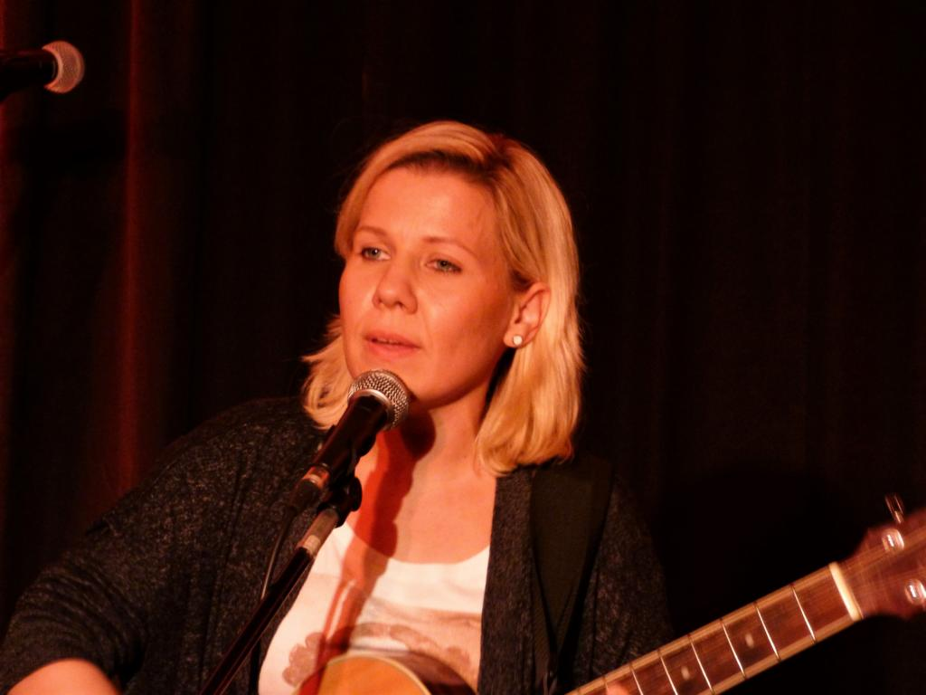 Limburger Acoustic Night - Cathérine de la Roche - 14.10.2017