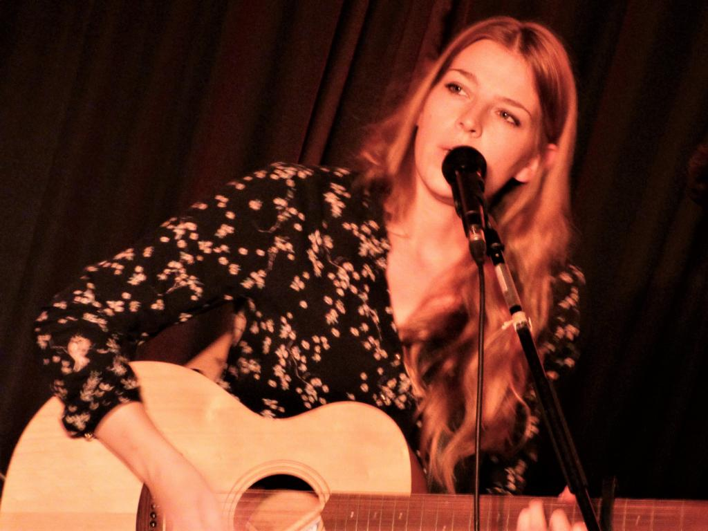 Limburger Acoustic Night - Hanne Kah - 14.10.2017