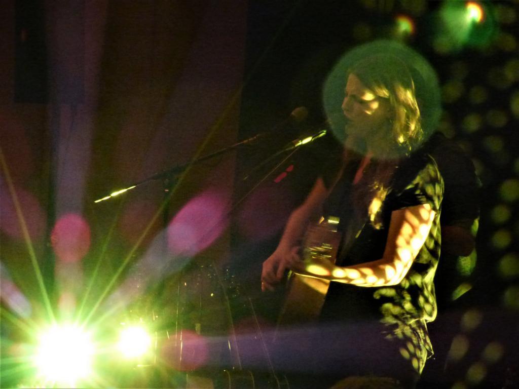 "Hanne Kah & Band - ""Walking forward Tour"""
