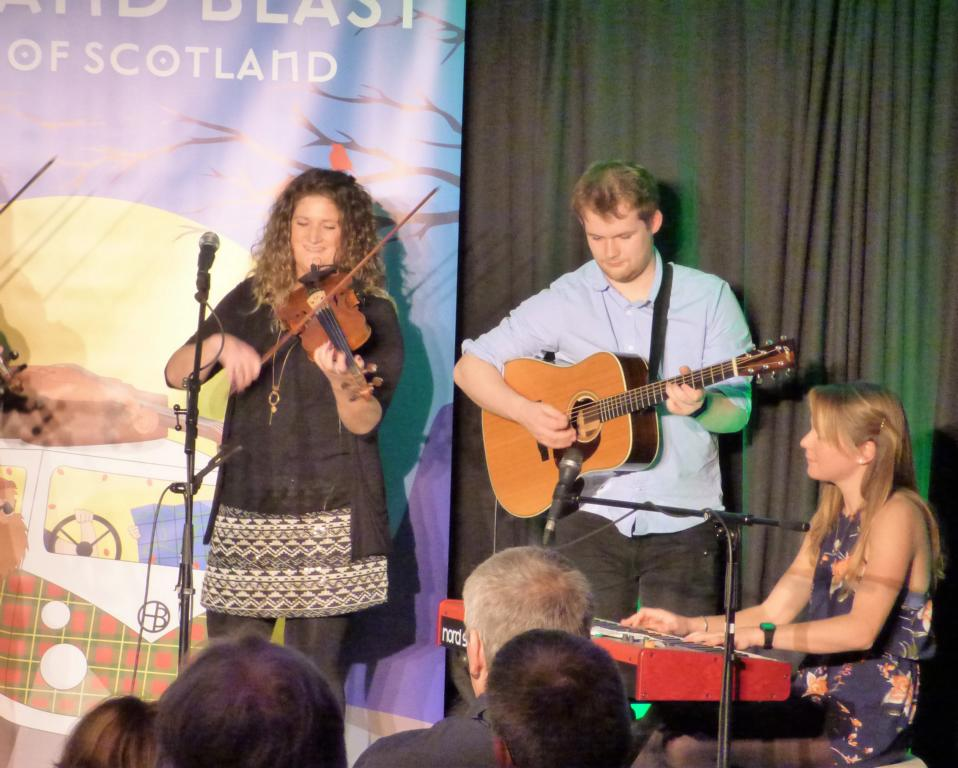 "Highland Blast 2018  - ""A Taste of Scotland"" - 09.11.2018"