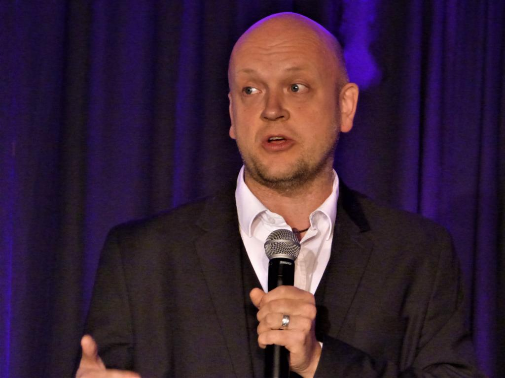 Moderator Gerd Buurmann - KGB IX 24.11.2018