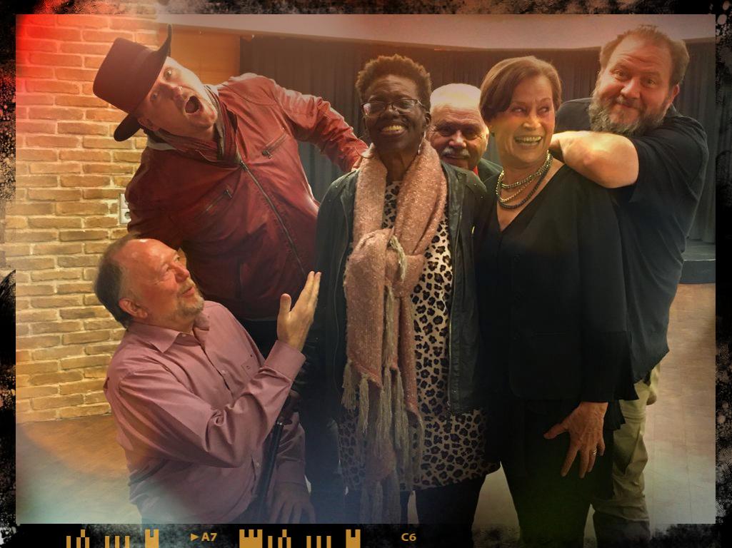 Brenda Boykin, Jan Luley,  & Rick Trolsen - 02.11.2019