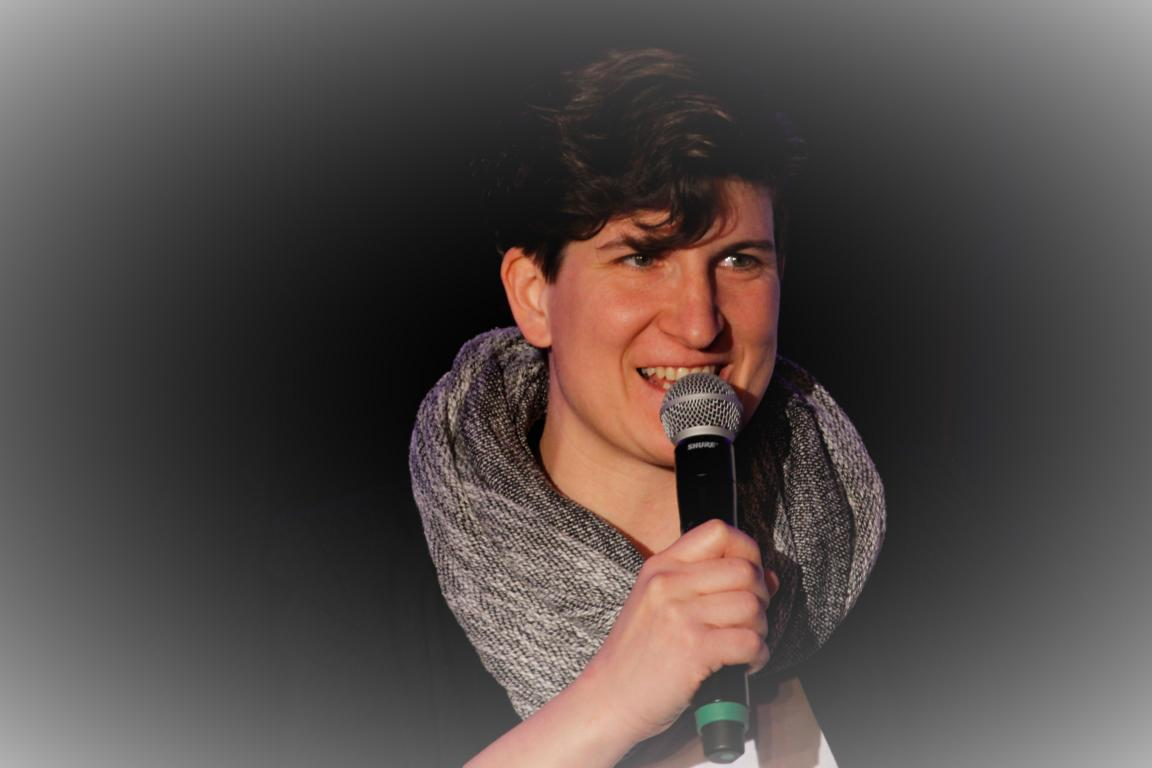 Kaddy Kupfer - 1. THING Poetry Slam - 11.05.2019