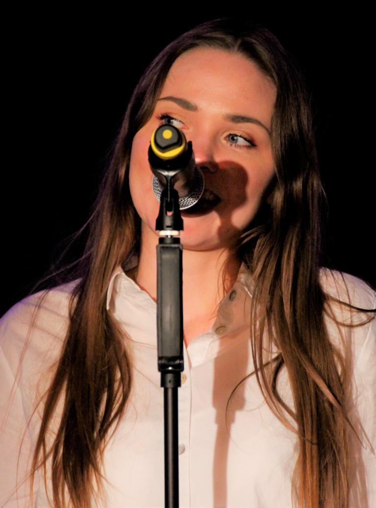 Annika Hofmann - 1. THING Poetry Slam - 11.05.2019
