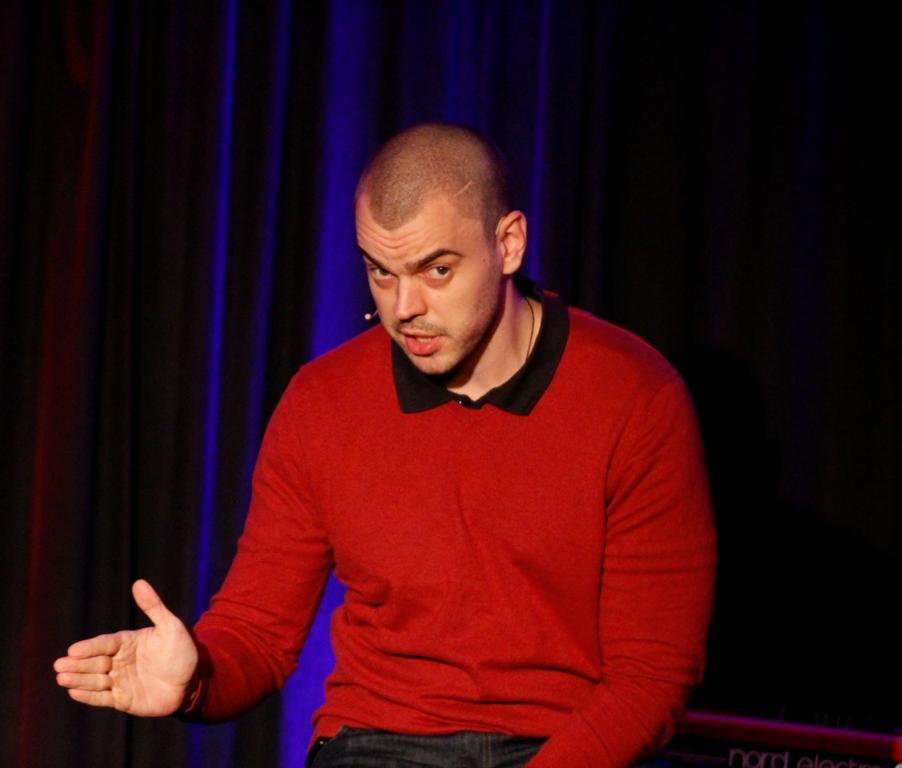 1. THING-Comedy-Night - 26.10.2019
