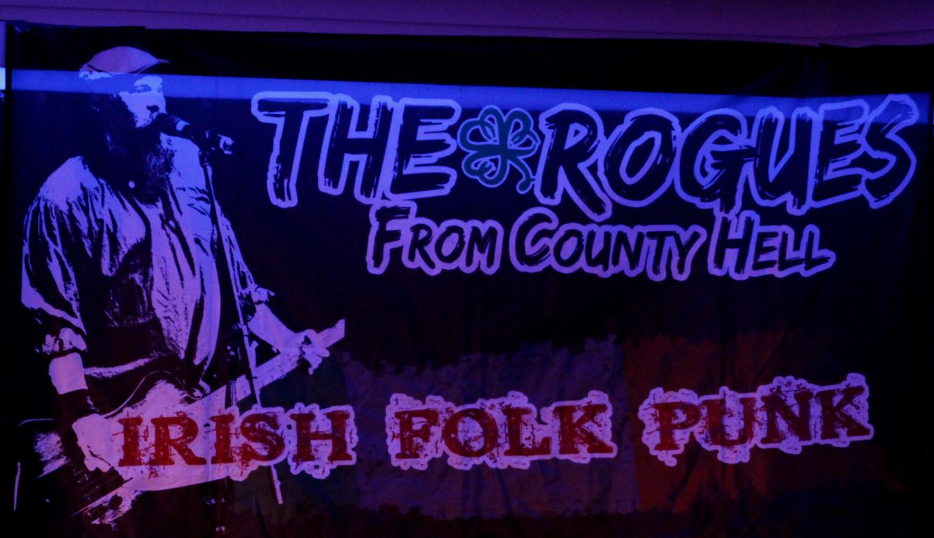 The Rogues from County Hell  -  09.02.2019